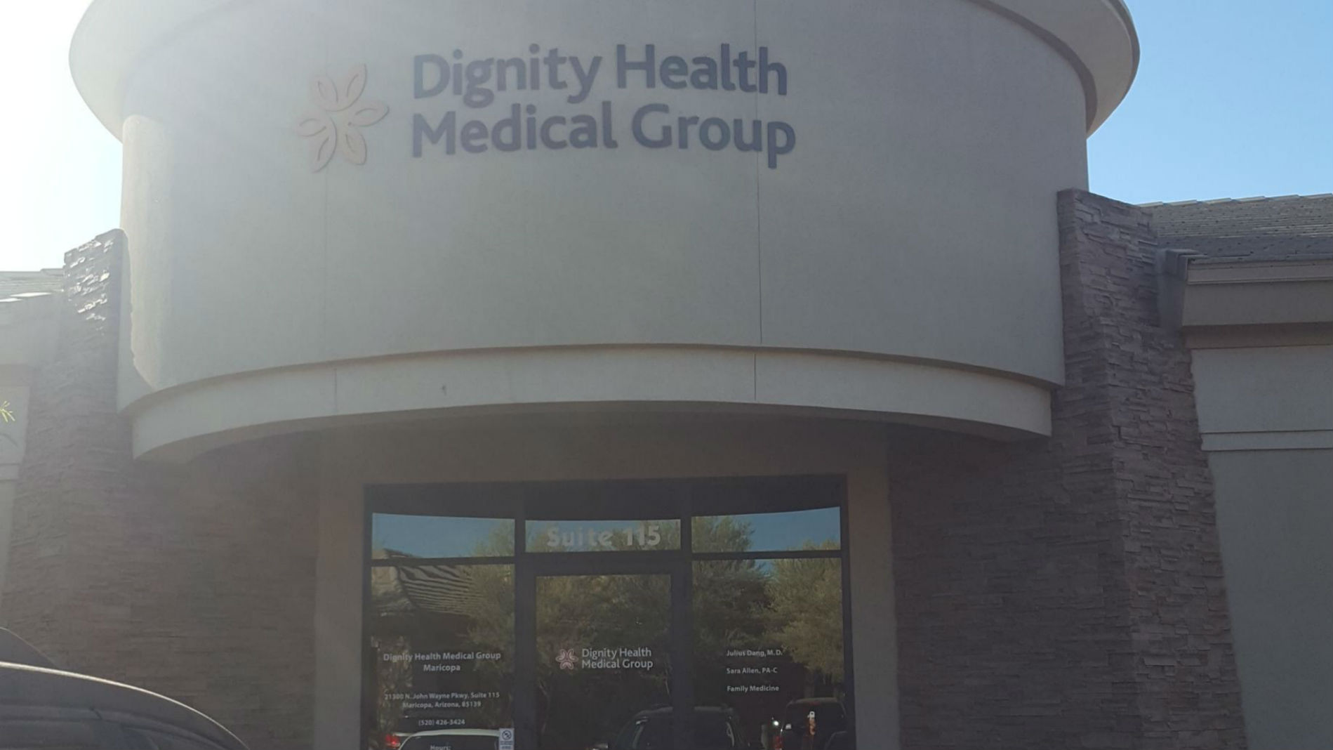 Dignity Health Medical Group Primary Care - Maricopa