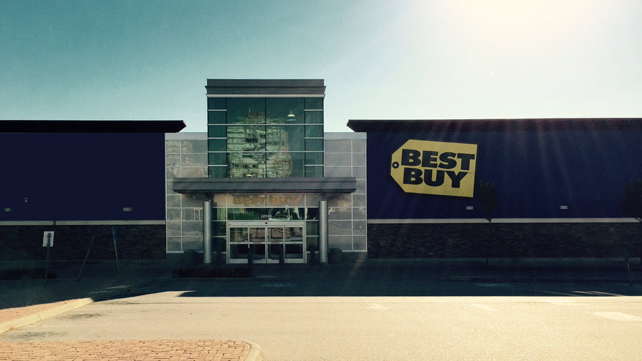 Best Buy Scott Road Crossing