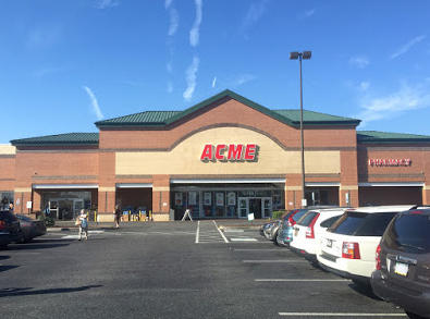 Acme Markets store front picture at 18578 Coastal Hwy Unit 13 in Rehoboth Beach DE