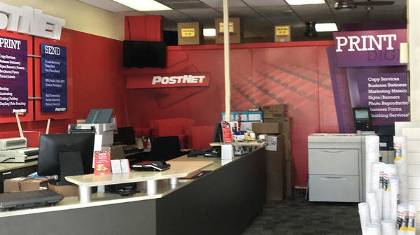 PostNet Location Interior