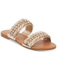 Image of G by GUESS Luxeen Flat Sandals
