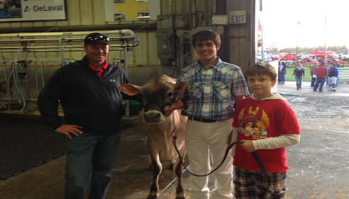 Tillamook County Fair 2013. Supporting our local 4h program!
