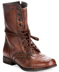 Image of Steve Madden Women's Troopa Combat Boots