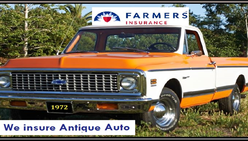 We insure Classic Cars!