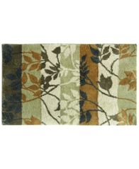 "Image of Bacova Cashlon Tonal Vine Gold 27"" x 45"" Accent Rug"