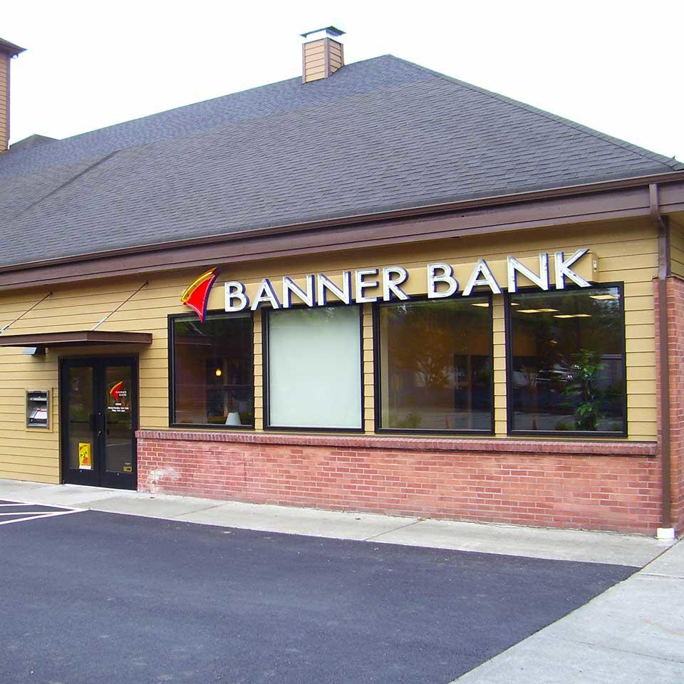 Banner Bank branch in Redmond, Washington