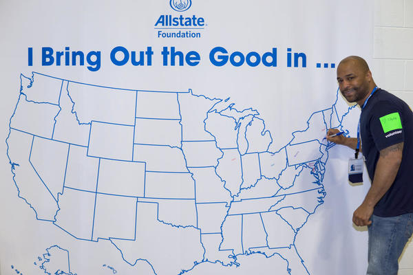 Tyrone Taylor - Allstate Leaders Forum