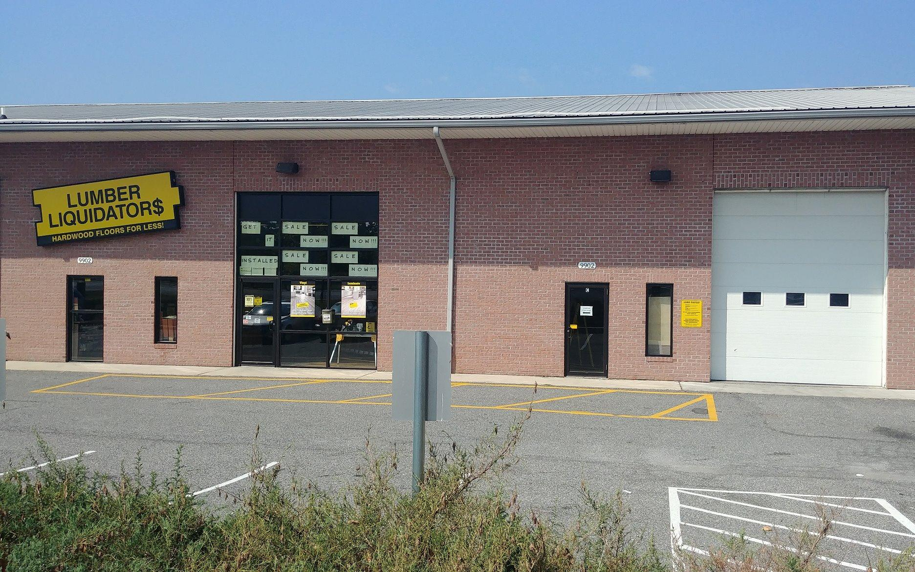 Lumber Liquidators Flooring #1361 Middle River | 9902 C Pulaski Highway | Store Front