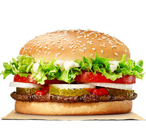 Whopper Image
