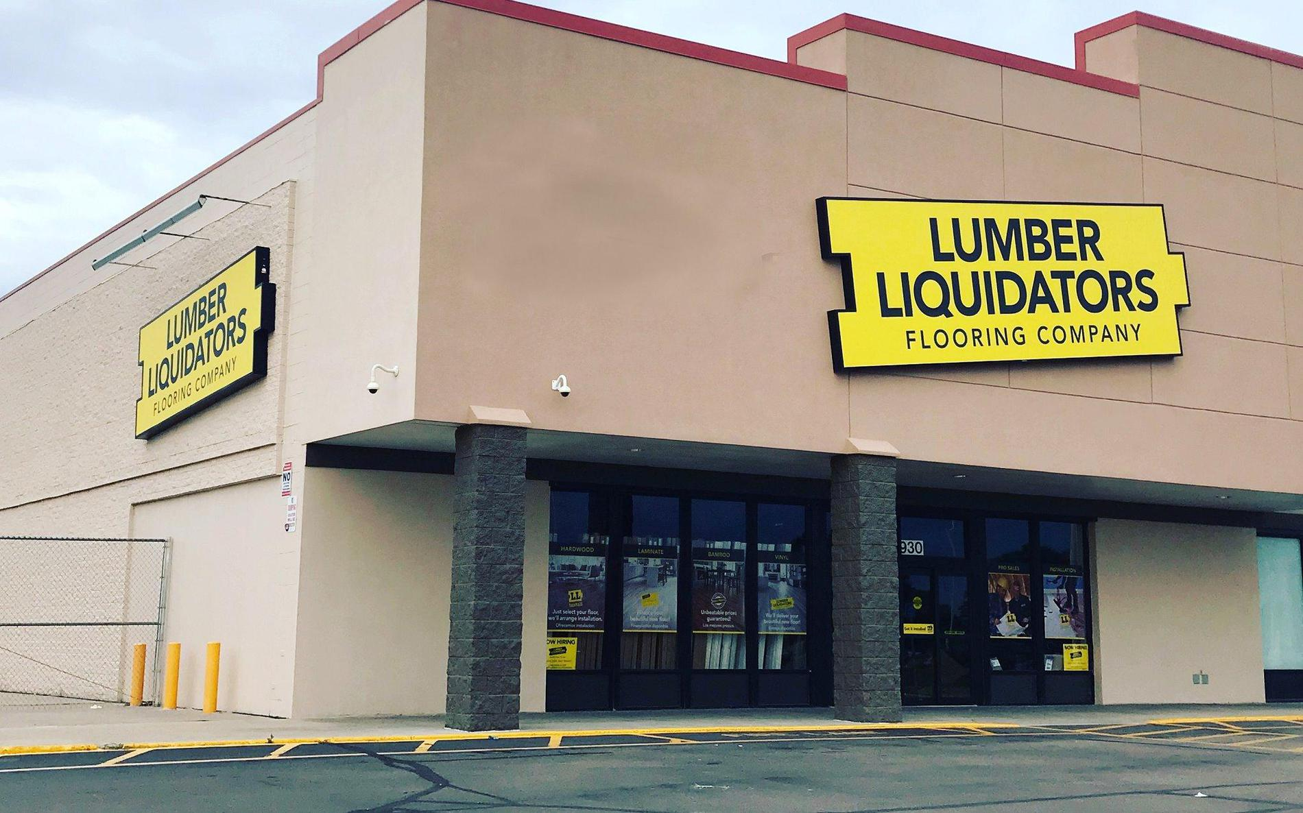 Lumber Liquidators Flooring #1408 Thornton | 930 East 104th Avenue | Store Front