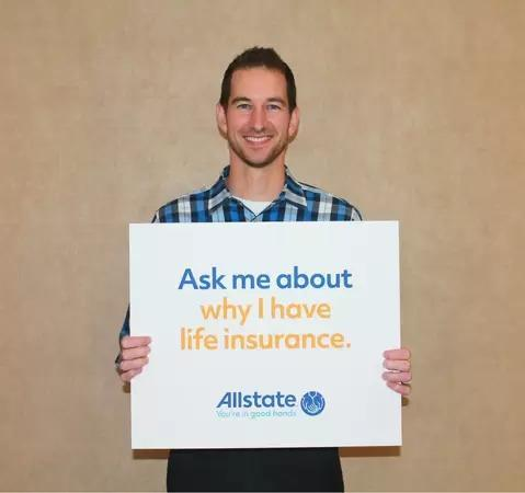 Tony Jarousek - Ask me about life insurance!