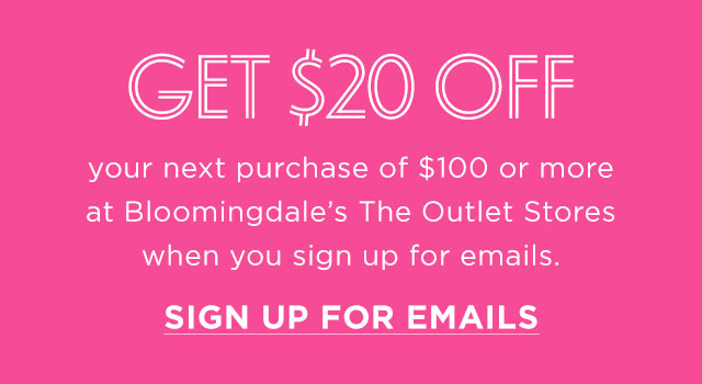 outlet promo image