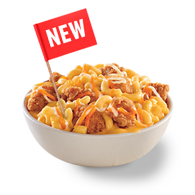 KFC's Mac & Cheese Bowls