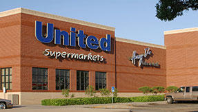 United Supermarkets 50th St Store Photo