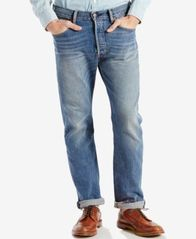 Image of Levi's Men's 501 Original Fit Stretch Jeans