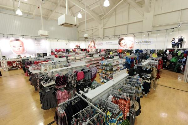 Mothercare Nottingham store overview