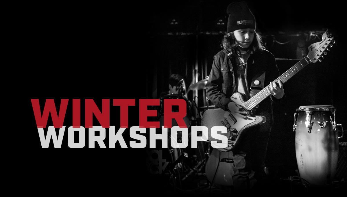 Image of WINTER ROCK&ROLL BOOT CAMP