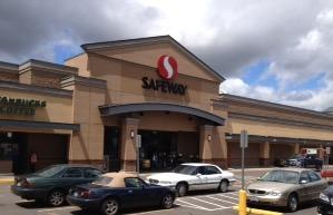 Safeway store front picture of 1500 Coburg Rd in Eugene OR