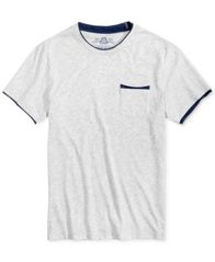 Image of American Rag Men's Pocket T-Shirt, Created for Macy's