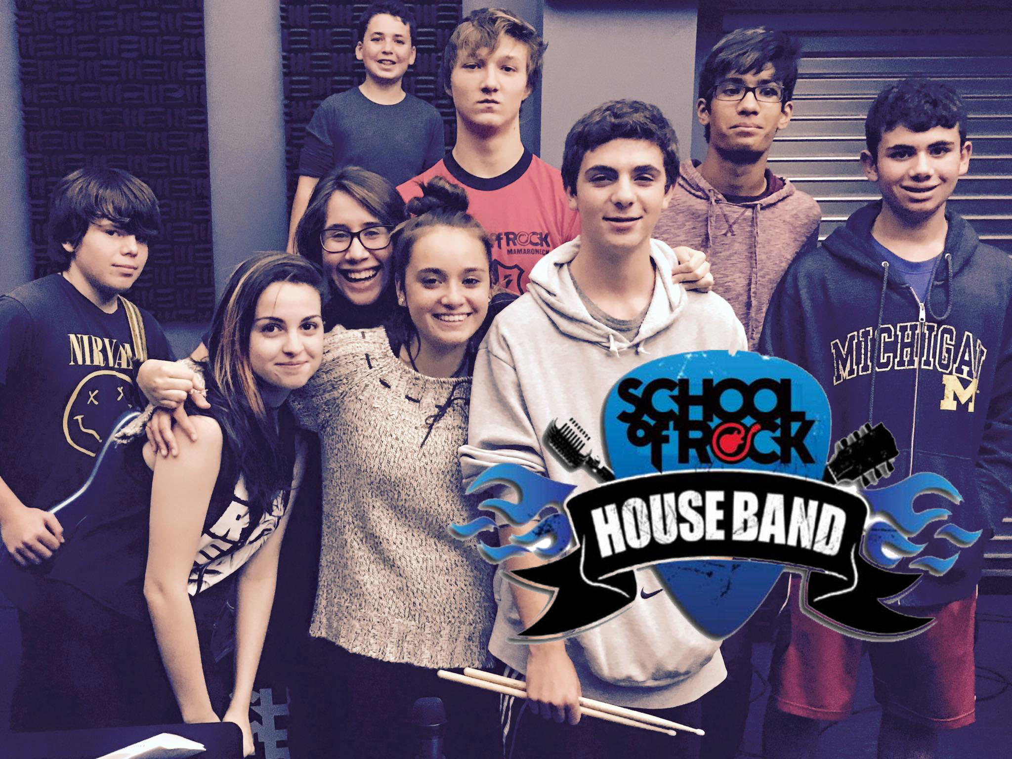 Image of Student Houseband