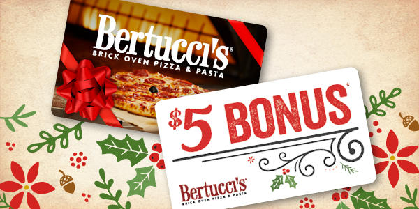 Bertucci's - Gift Cards