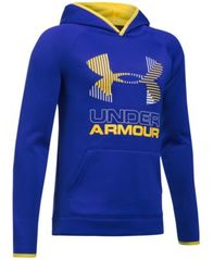 Image of Under Armour Graphic-Print Hoodie, Big Boys