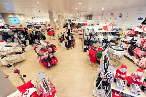 Mothercare Newport store overview