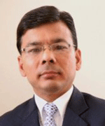 Raj Shrestha, Insurance Agent