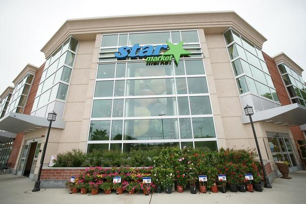 Star Market Store Front Picture - 75 Spring St in West Roxbury MA