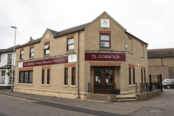 T L Cobbold Funeral Directors in St Neots