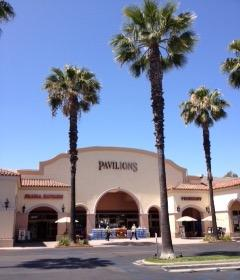 Pavilions store front picture at 22451 Antonio Pkwy in Rancho Santa Margarita CA
