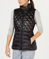Image of Calvin Klein Performance Quilted Down Vest