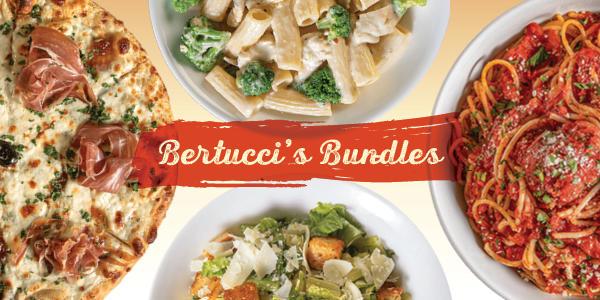 Bertucci's Brick Oven Pizza & Pasta   Alewife