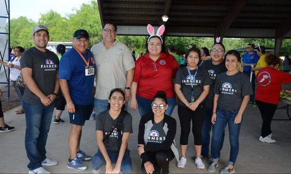 Edinburg Housing Authority 5k Bunny Run at the Edinburg Municipal Park