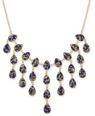 Image of INC International Concepts Gold-Tone Multi-Bead Statement Necklace, Created for Macy's