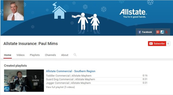 Paul Mims - Paul Mims YouTube Channel