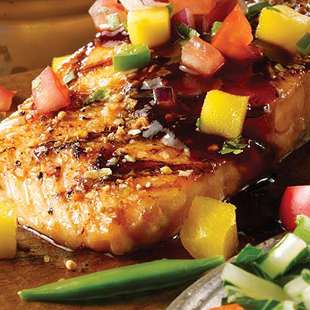 Photo of Dragon Glaze Salmon