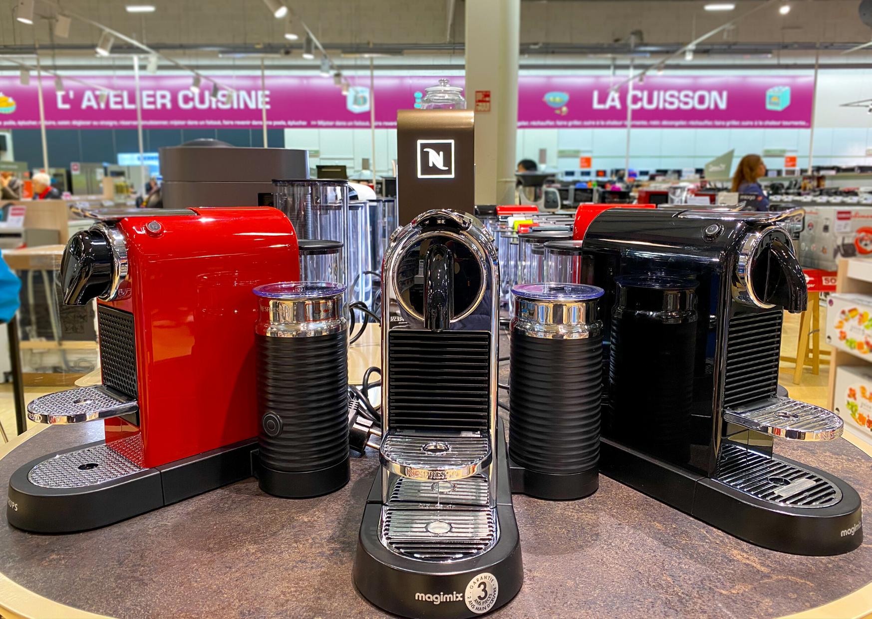 Espace Nespresso Boulanger Toulon La Garde Magasin Boulanger Toulon La Garde