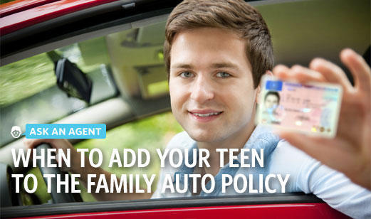 Mike Tiffany - Teen Drivers and Car Insurance