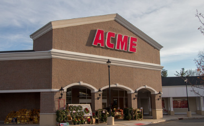 Acme Markets store front picture at 1260 Springfield Ave in New Providence NJ