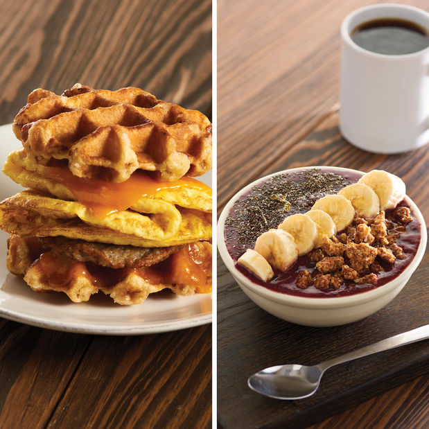 Image of Featured Breakfast Items