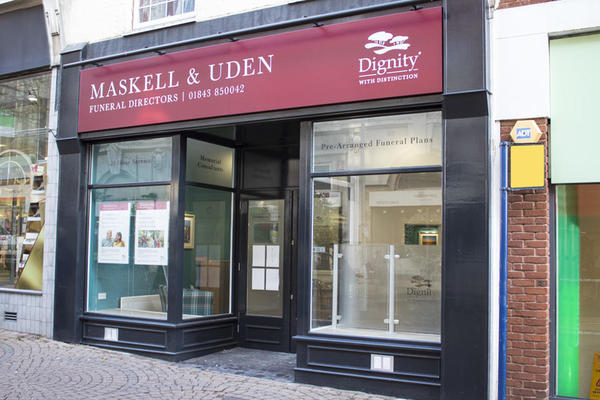 Maskell & Uden Funeral Directors in Ramsgate