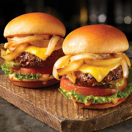 Photo of CHEESEBURGER SLIDERS