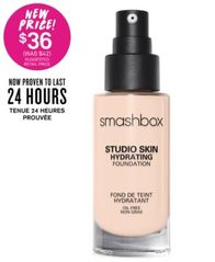 Image of Smashbox Studio Skin 15 Hour Wear Hydrating Foundation