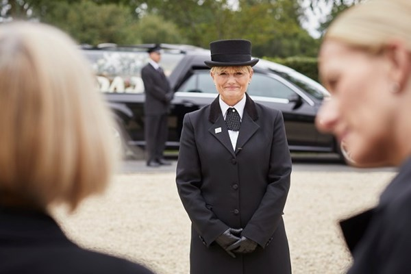 The Full Service Funeral by Abbott & English Funeral Directors