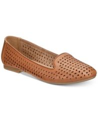 Image of Style & Co Alyson Slip-On Loafer Flats, Created for Macy's