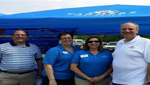 The Farmers® Team from Gloucester County at Deptford Day 2015