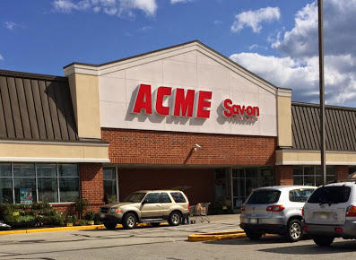 Acme Markets store front picture at 41 W Main St in Maple Shade NJ