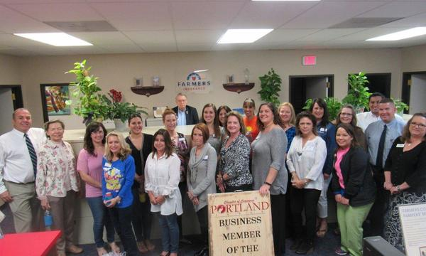 Portland Texas Chamber of the Month