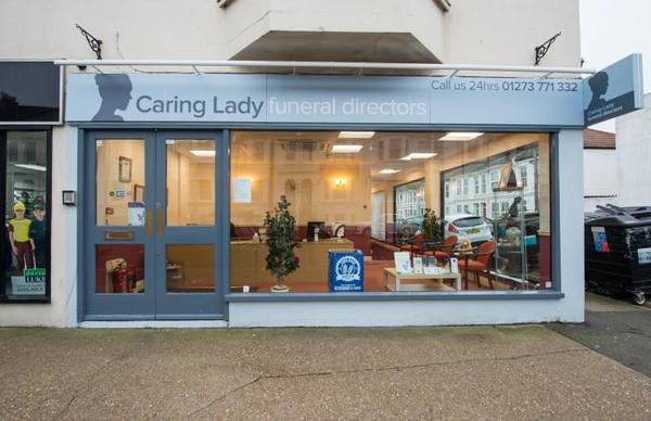 Caring Lady Funeral Director Hove
